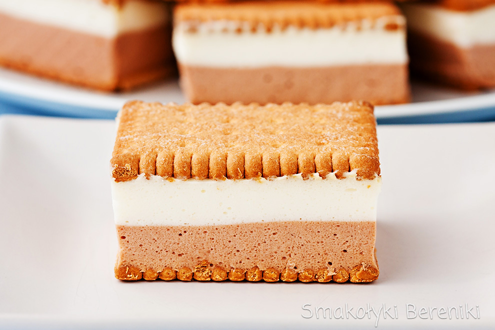 ciasto pianka kakaowo-śmietankowa