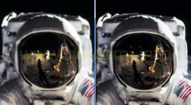 Confronto foto tra originale ed elaborata da Al Img Enlarger