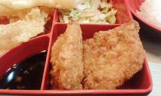 Tokyo Tokyo's pork tonkatsu