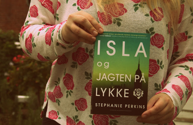 Isla og jagten på lykke af Stephanie Perkins