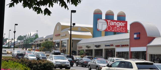 Tanger Outlet Factory - Trung tâm mua sắm tuyệt vời