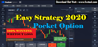 Trick trading for beginners at the Pocket Option broker