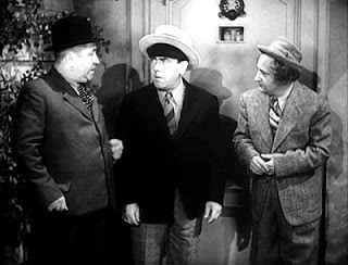 The Three Stooges Spook Louder Moe Larry Curly haunted house