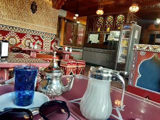 Restaurante Teteria Marrakesh, Granada