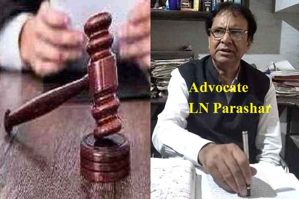 advocate-ln-parashar-file-complaint-against-corrupt-tahsildar-faridabad