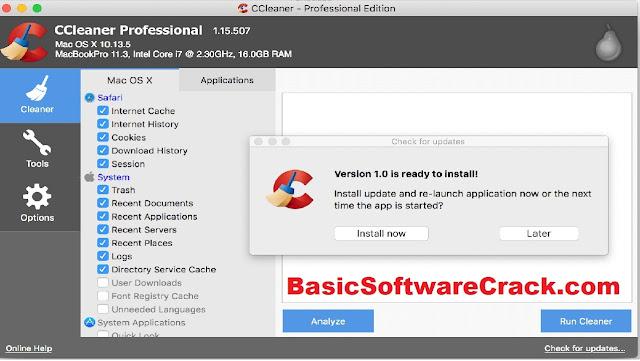 CCleaner Professional Plus v5.82 Full Version Download