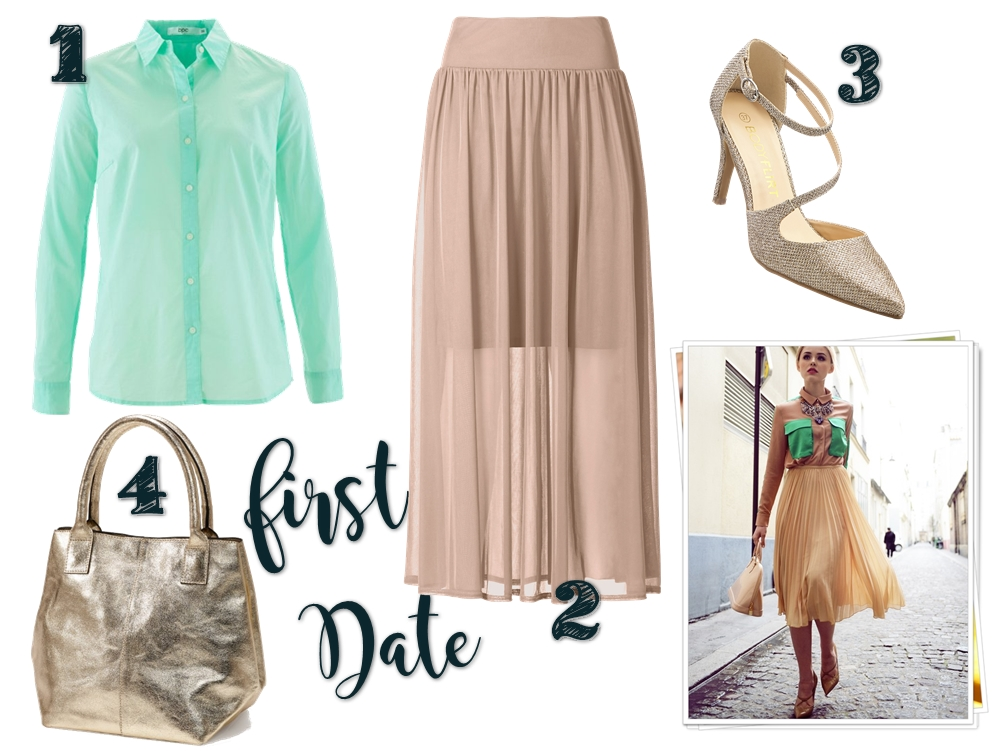 How to dress 4 the first Date girls and women outfit ideas Fashion Bloggerin from Germany Annie K. ANNIES BEAUTY HOUSE