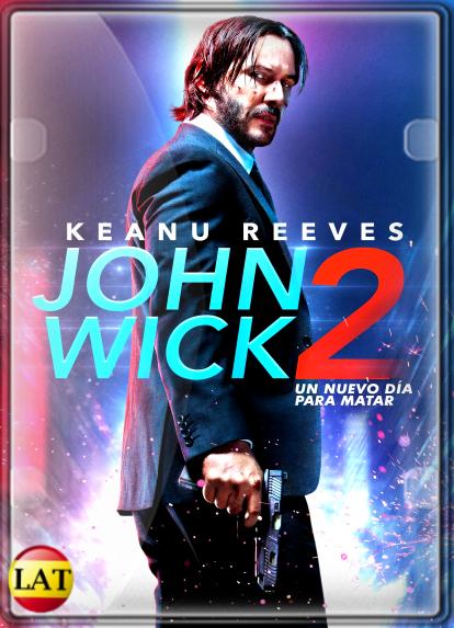John Wick 2: Un Nuevo Día Para Matar (2017) DVDRIP LATINO