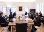 Menhan RI Bertemu Menhan Austria Bahas Kerja Sama Pertahanan