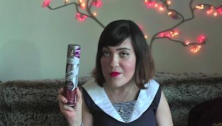 Vidéo Produits cosmétiques terminés