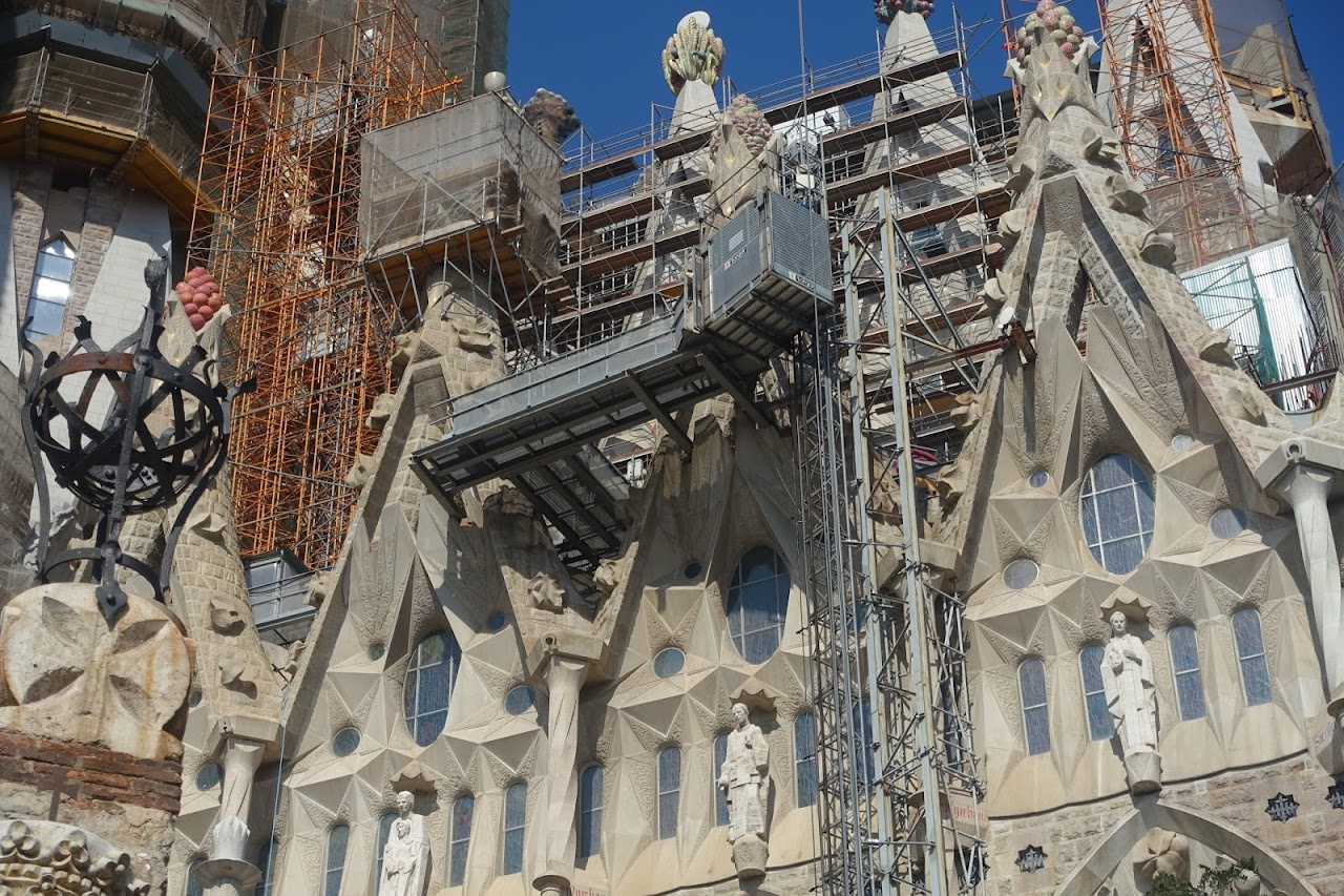 サグラダ・ファミリア(Sagrada Familia)