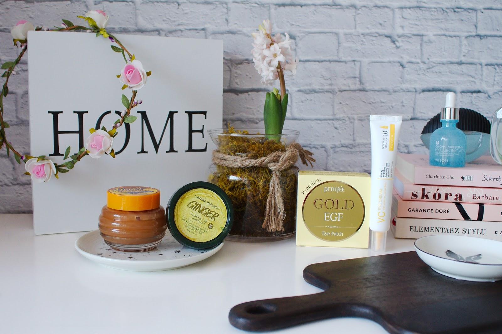 Nowości w pielęgnacji twarzy | Mizon, Holika Holika, It's Skin