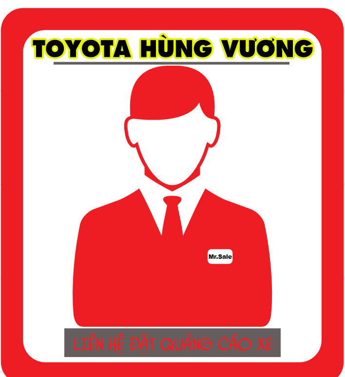 Liên hệ gặp nhân viên Toyota Hùng Vương