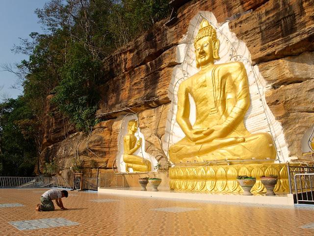Tailandia sin playa