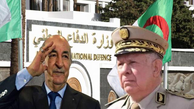وزارة الدفاع تكذب ما تداولته مواقع التواصل بخصوص الفريق شنقريحة