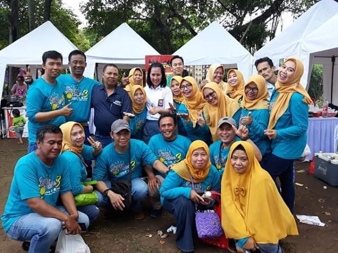 Luar Biasa, Reuni SMKN 8 Jakarta Dihadiri Ribuan Alumni
