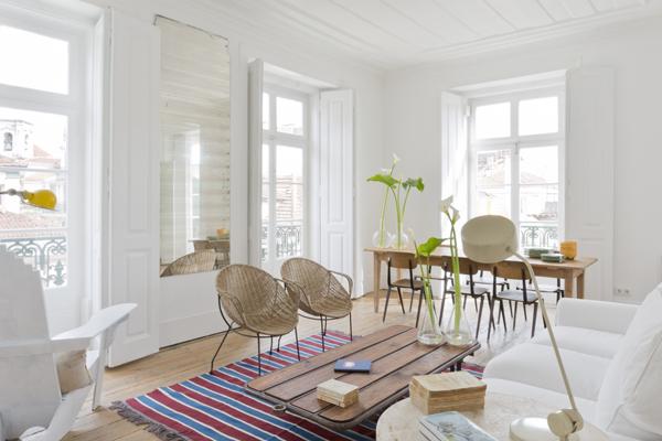 INSPIRACIÓN: Apartamentos de alquiler con mucho estilo