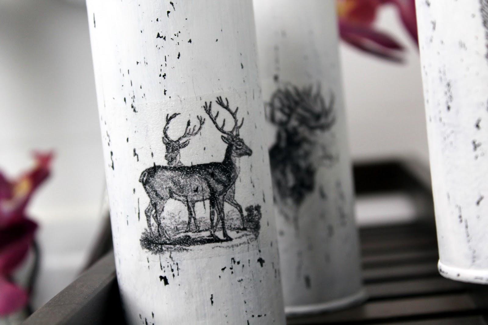 DIY, Basteln: Kneipp® Badeperlen Verpackungsrecylcing im Shabby Chic Look mit Weihnachtsmotiv in Weihnachtsgeschenke, Weihnachten, Geschenke, Geschenkideen und Dekoration - DIYCarinchen