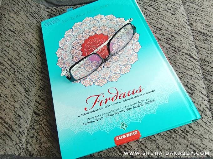 Sebab Kenapa Perlu Selalu Baca Quran di Rumah