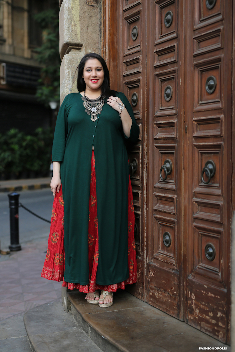 Plus Size Tunics and Kurtas