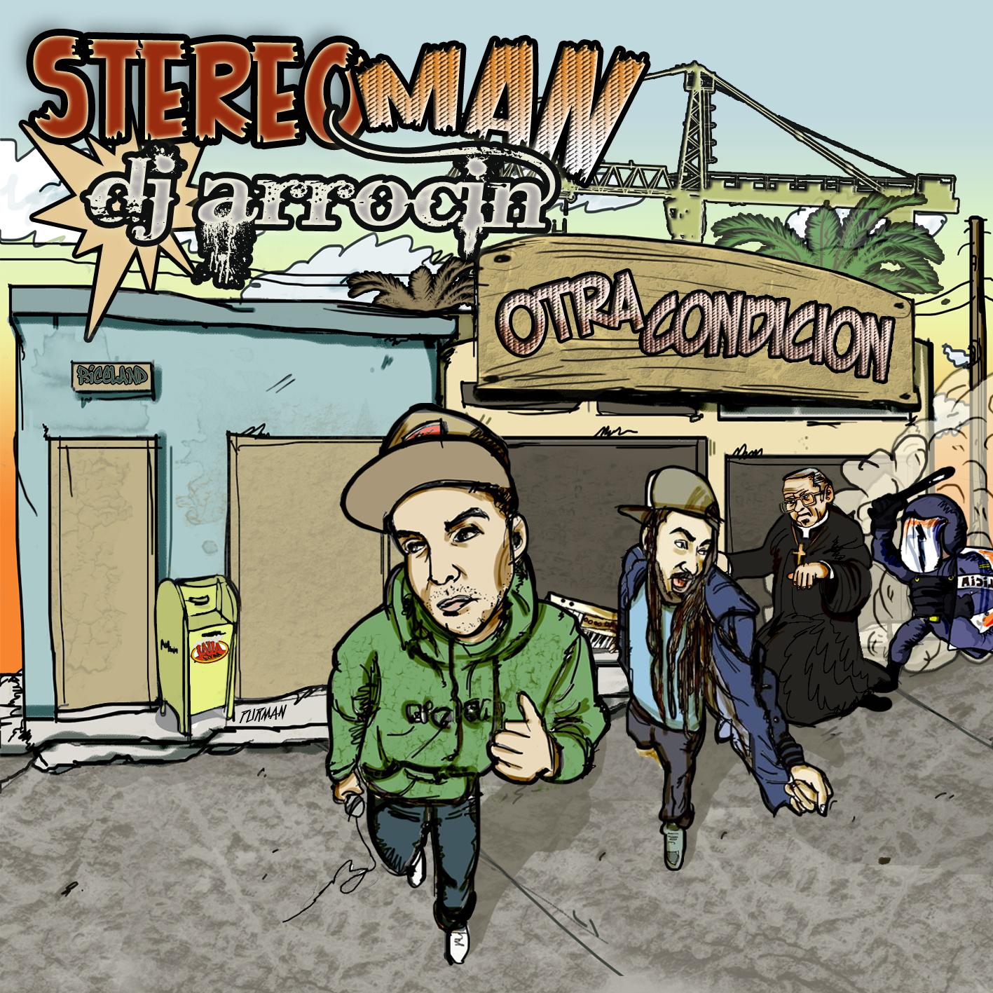 Reggae En Español: ESPAÑA: Stereoman