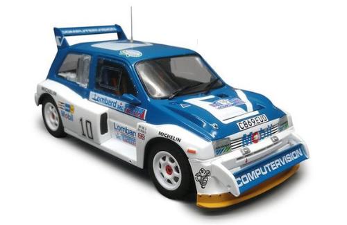 WRC collection 1:24 salvat españa, Austin Metro GR4