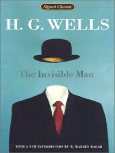 El hombre invisible, de H.G.Wells