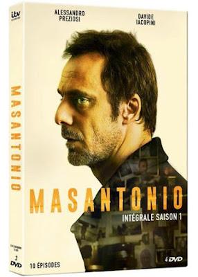 Masantonio saison 1 DVD CINEBLOGYWOOD