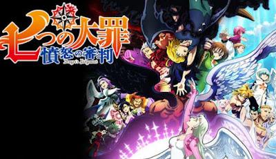 Nanatsu No Taizai: Fundo No Shinpan Todos os Episódios Online