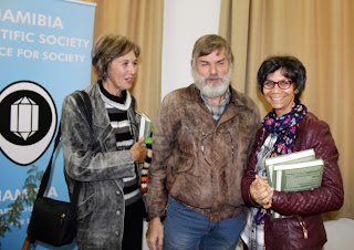 Elna and John Irish and Esmerialda Strauss