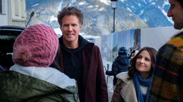 Julia Louis-Dreyfus Will Ferrell Nat Faxon Jim Rash | Downhill