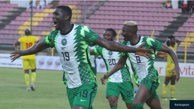 Nigeria's latest position in the FIFA World Rankings has been revealed
