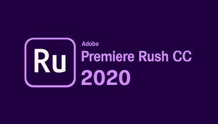 تحميل برنامج Adobe Premiere Rush CC 2020 مجانًا