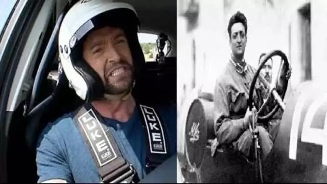 Hugh Jackman in the headline to play Enzo Ferrari in upcoming racing drama Ferrari