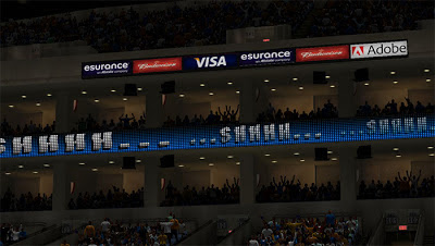 NBA 2K13 Oracle Arena Stadium Mod Patch