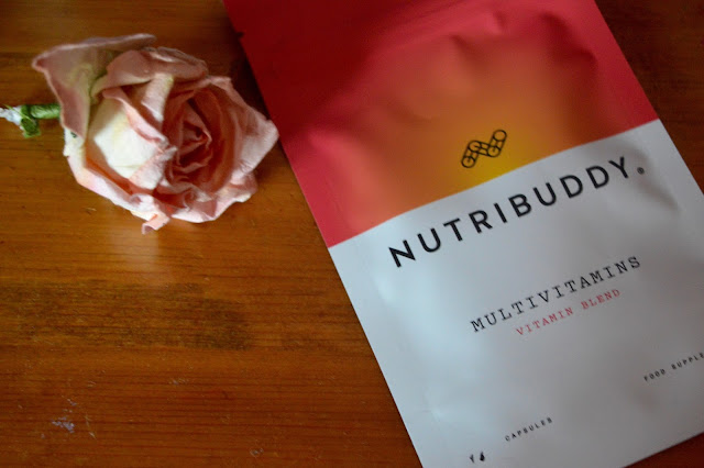 nutribuddy multivitamins