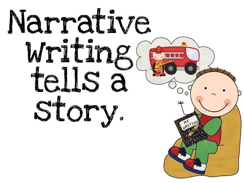 Narrative Writing Fun In First