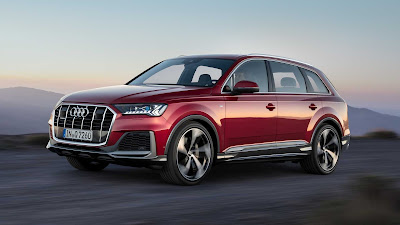 2020 Audi Q7 Review, Specs, Price