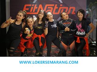 Loker Semarang Juni 2020 di FitNation