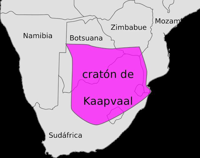 Cratón de Kaapvaal