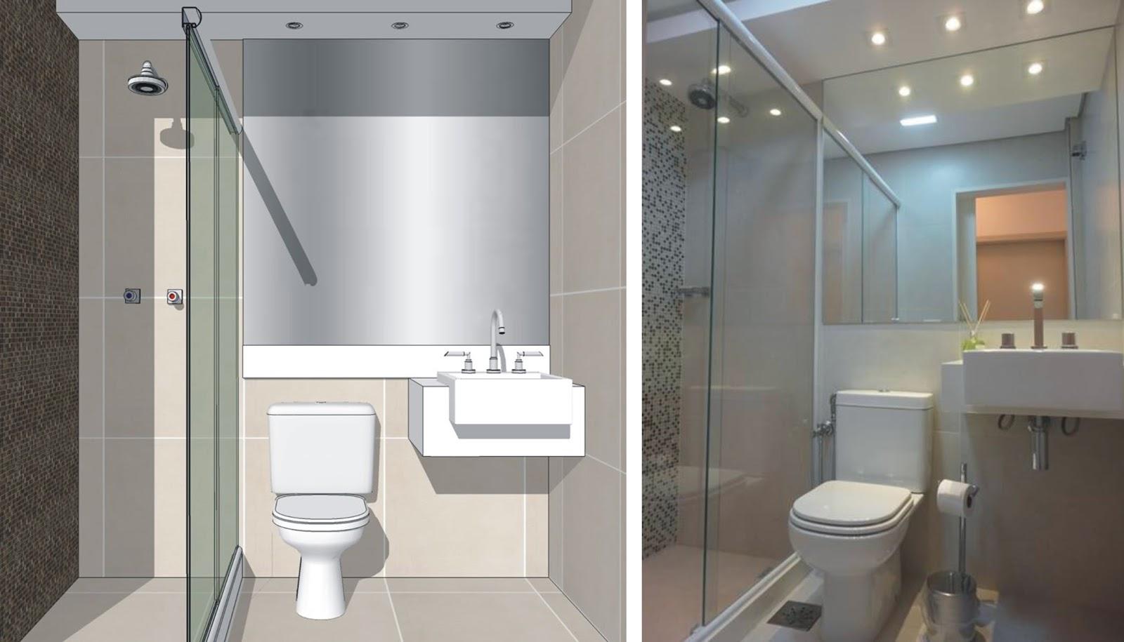 Banheiro Com Closet Pequeno  rinkratmagcom banheiros decorados 2017 -> Closet Pequeno Com Banheiro