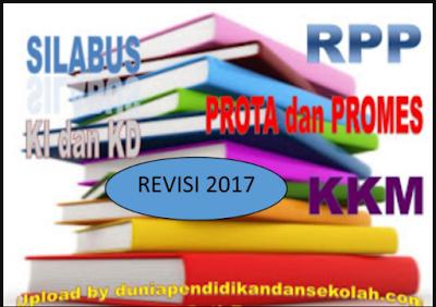 Download Buku Guru dan Siswa, RPP, KKM, Prota, Promes Kelas 1 SD Kurikulum 2013 Revisi 2017