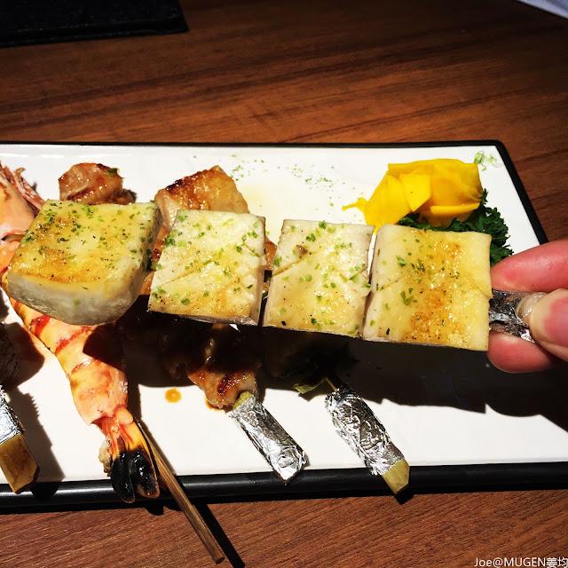 IMG 7497 - 【熱血採訪】一中結合LoungeBar 的 MUGEN 姜均日式手創sushi Bar @空運海鮮@日式手做料理@平價定食