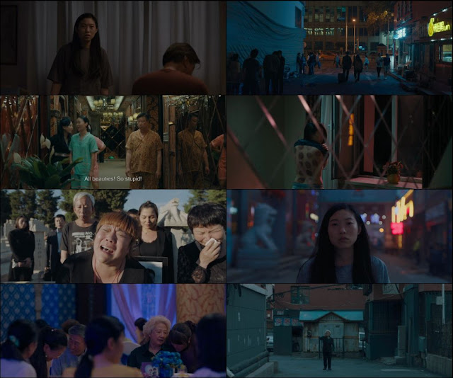 The Farewell 2019 English Download 720p WEBRip