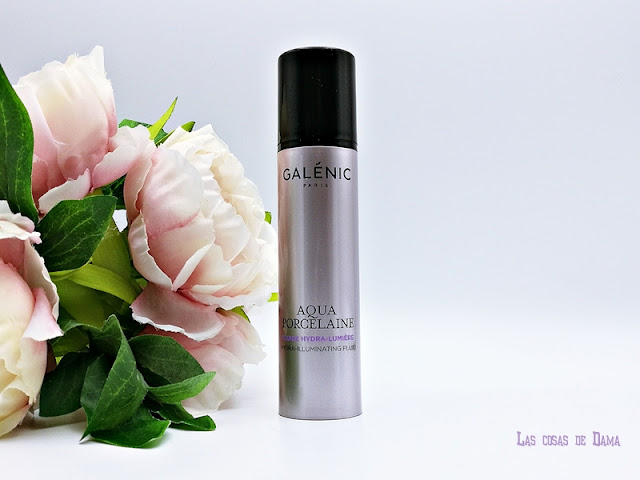 Aqua Pordelaine Galénic dermocosmética skincare beauty belleza luminosidad antiage antimanchas pierre fabre