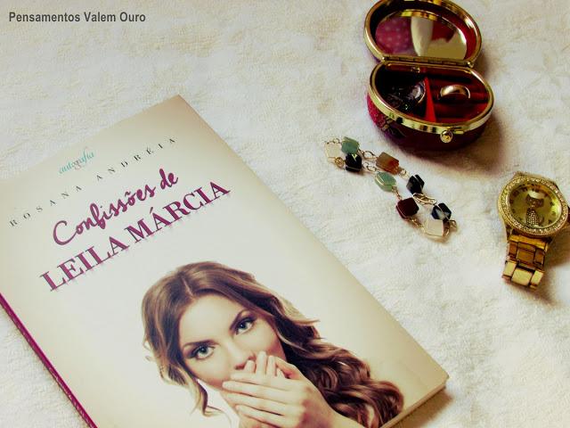 Blog pensamentos valem ouro, Dica de leitura, dia internacional da mulher, livro escrito por mulheres, Rosana Andrea
