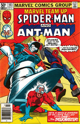 Marvel Team-Up #103, Spider-Man and Ant-Man