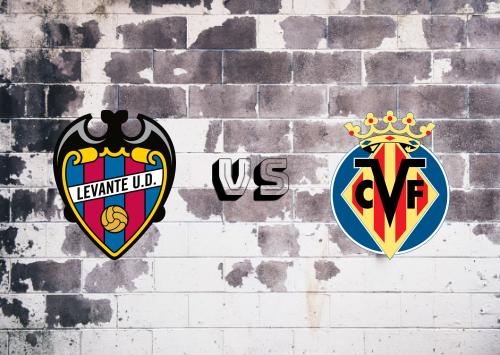 Levante vs Villarreal  Resumen