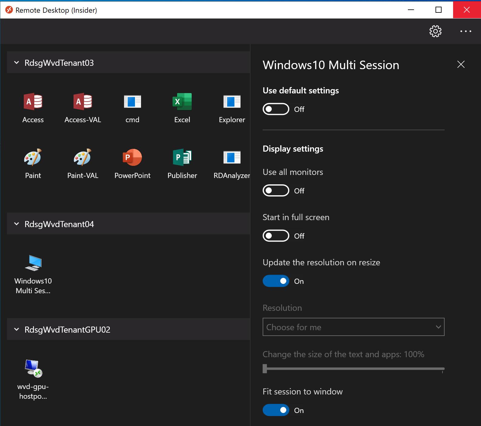 The Microsoft Platform
