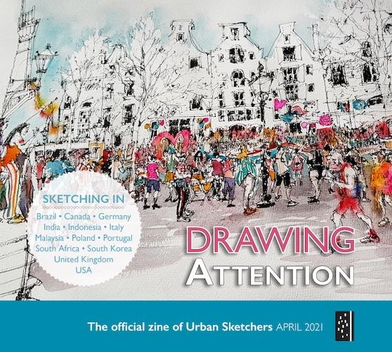 Drawing Attention - April 2021 thumbnail